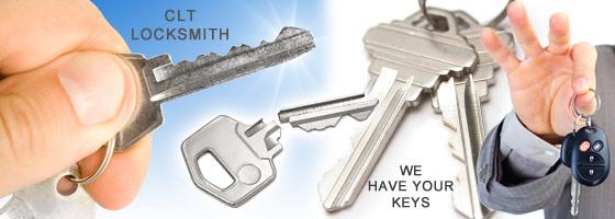 Key Cutting - CLT Locksmith